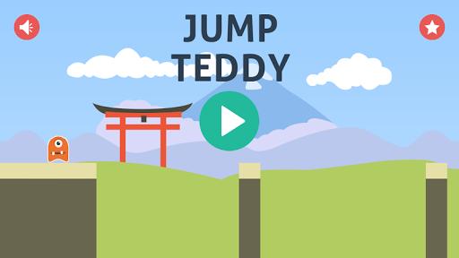 Jump Teddy