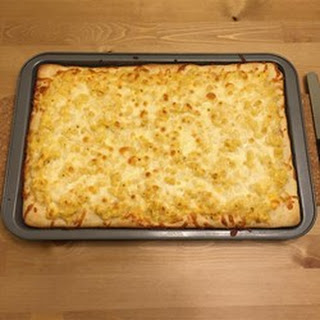 Mac-N-Cheese Pizza