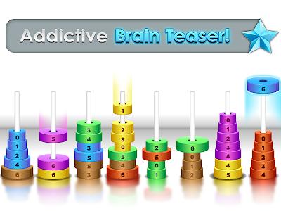 Zen Hanoi - Puzzle Towers Game v1.0.1