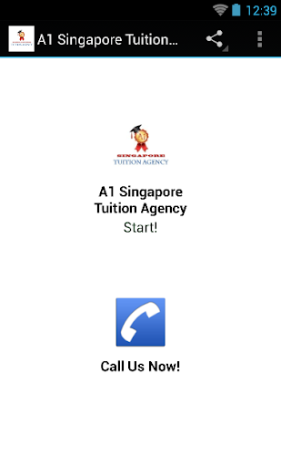A1 Singapore Tuition Agency