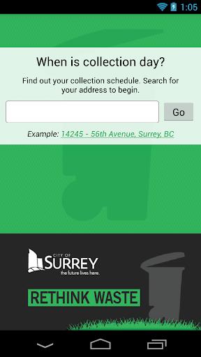 Surrey Rethink Waste
