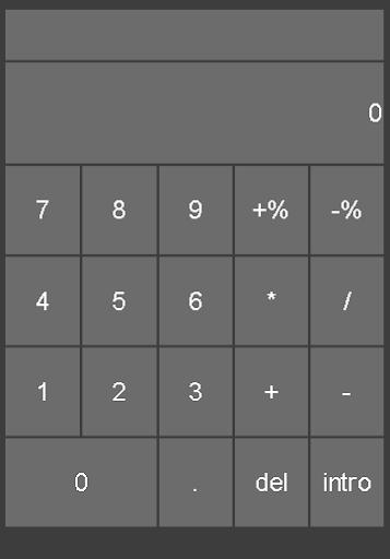 Calc Percent