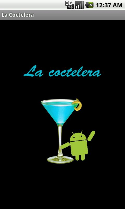 Cocteles - screenshot