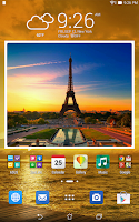 Screenshot of Animated Photo Frame Widget +