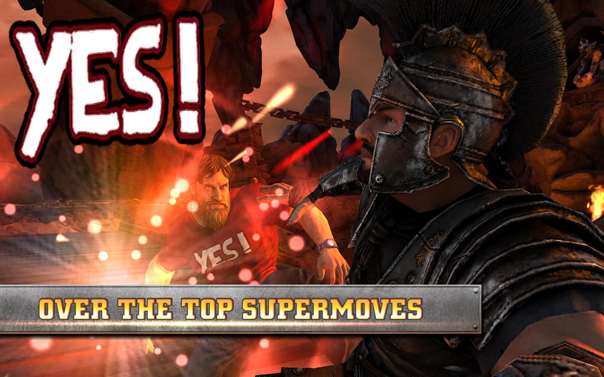 WWE Immortals screenshot #17
