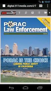 PORAC - screenshot thumbnail