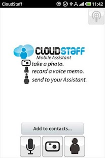 CloudStaff Mobile Assistant - screenshot thumbnail