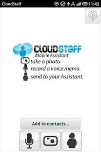 CloudStaff Mobile Assistant - screenshot thumbnail