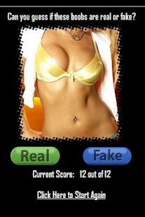 Real or Fake Breasts - FREE - screenshot thumbnail