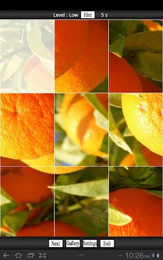 Free Orange Game