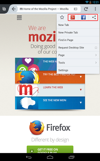 Firefox Browser Android v32.0 2014,2015 Cl085tIO3Rh9hHheLHde