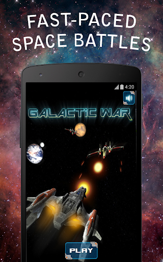Galactic War: Space Odyssey