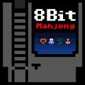8 Bit Mahjong logo