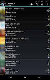 CLZ Books - Book Database - screenshot thumbnail