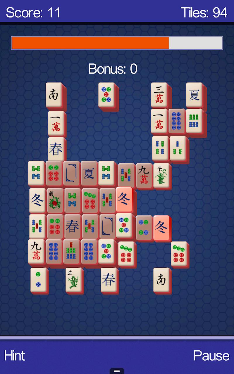 Mahjong (Full) Screenshot