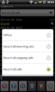 Call Record Free- screenshot thumbnail