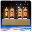 Nixie Tube Clock Widget (LITE) icon