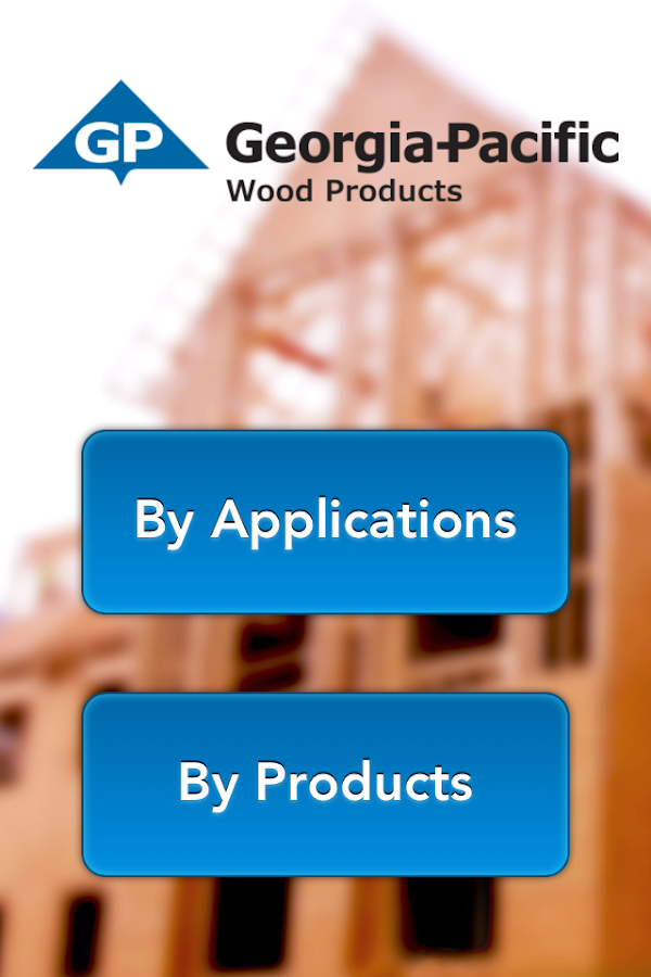 GP Wood Products Panel Guide- screenshot