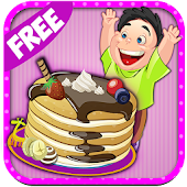 Pancake Maker - Cooking Game