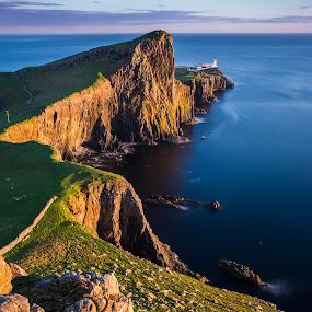 Neist Point by Federica Violin - Uncategorized All Uncategorized ( scotland, neist point, isle of skye )