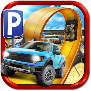 3D Monster Truck Parking Game for PC and MAC