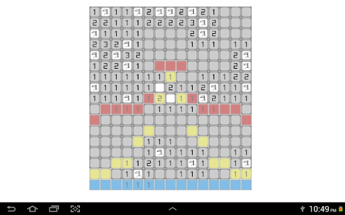 MusicSweeper (Minesweeper) - screenshot thumbnail