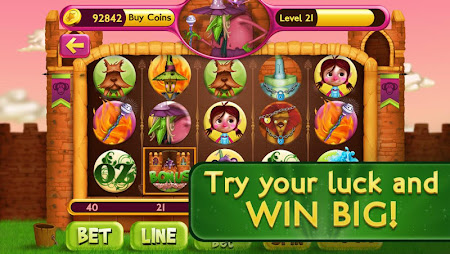 Slots Wizard of Oz 1.0.9 screenshot 38146