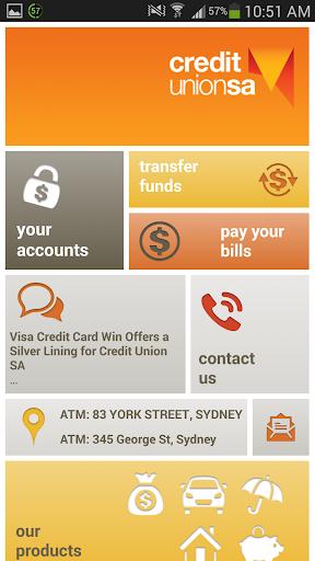 Credit Union SA