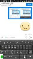 Screenshot of Tzerngkong Keyboard