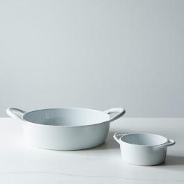 Eden Gratin Dish & Cocotte Set