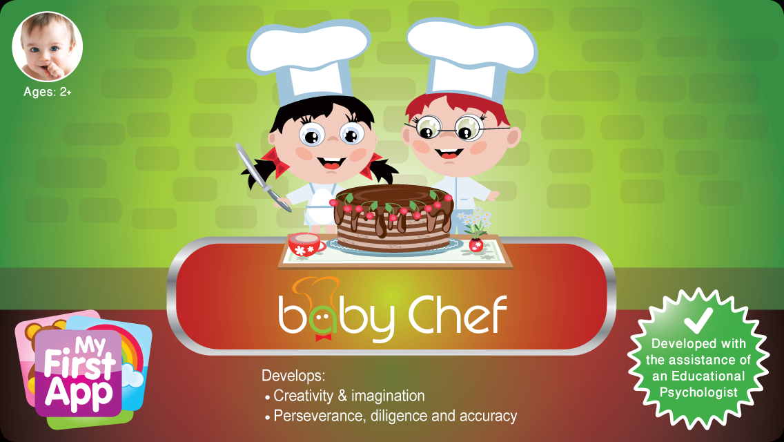 Baby Chef- screenshot