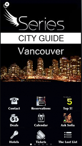 Series City Guide: Vancouver