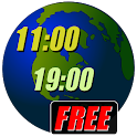 World Clock Widget logo