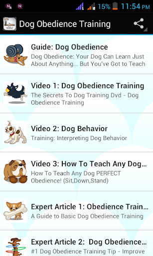 【免費教育App】Dog Obedience Training-APP點子