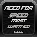 Need 4 Speed Most Wanted Quiz logo