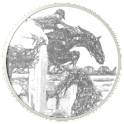 Modern Show Jumping - Free icon
