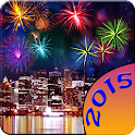 New Year HD Live Wallpaper