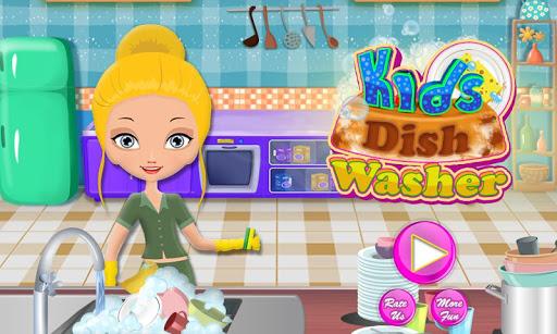 Dish Washing - Kitchen Clean