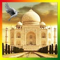 Taj Mahal Birds Live Wallpaper icon