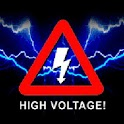 Blue Lightning High Voltage logo