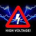 Blue Lightning High Voltage logo