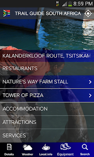 Trail Guide South Africa- screenshot thumbnail