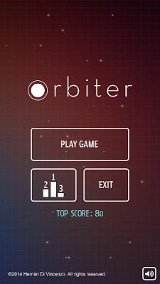 Orbiter - screenshot