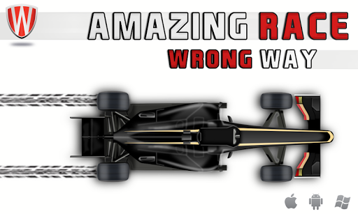 Amazing Race - Wrong Way