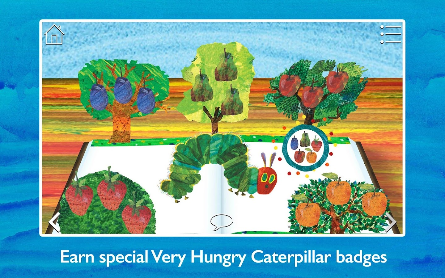 Very Hungry Caterpillar Free- screenshot
