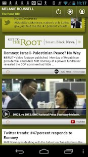 Melanie Roussell: The Root 100 - screenshot thumbnail