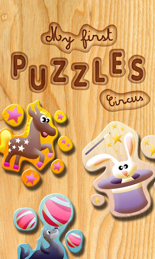 My first puzzles : Circus
