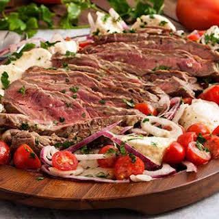 Gluten Free Argentinian Steak Salad.