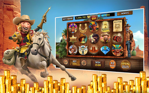 Slots Cowboy Treasures Pokies
