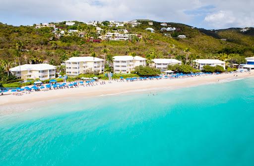 Morning-Star-St-Thomas-USVI - The Morning Star Resort and beach on St. Thomas, US Virgin Islands.